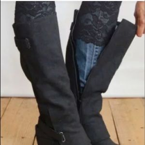Accessories - LACE BOOT CUFFS